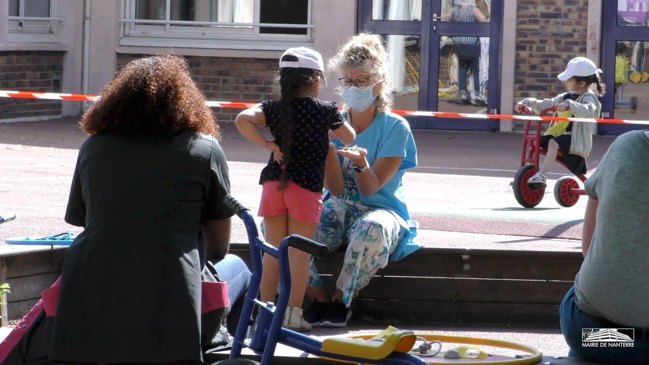 7 jours à Nanterre, l'hebdo : retour à l'école