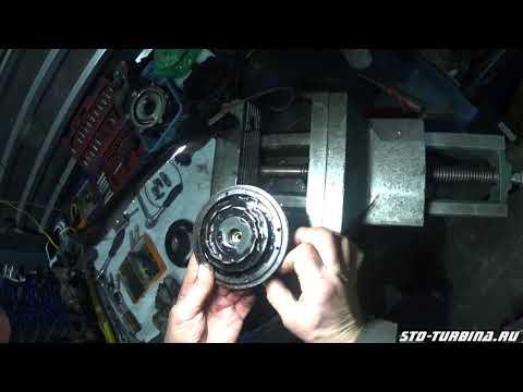 Ремонт турбин Range Rover 3.0 D Дефектовка