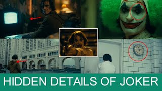 Hidden Details In Joker | Movie Explanation | Joaquin Phoenix | Todd Phillips