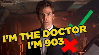 Doctor Who: 10 Biggest Lies The Doctor Has Ever Told