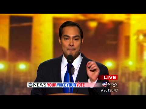 Julian Castro DNC Speech (COMPLETE):