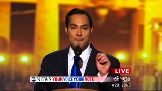 Julian Castro DNC Speech (COMPLETE):