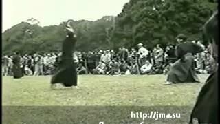 Нагината-дзюцу