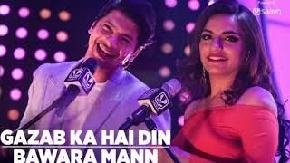 T-Series Mixtape - Gazab Ka Hai Din X Bawara Mann (8D Audio) Shaan & Sukriti K
