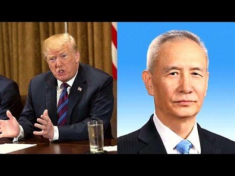 PT EUA e China reforçam relações comerciais