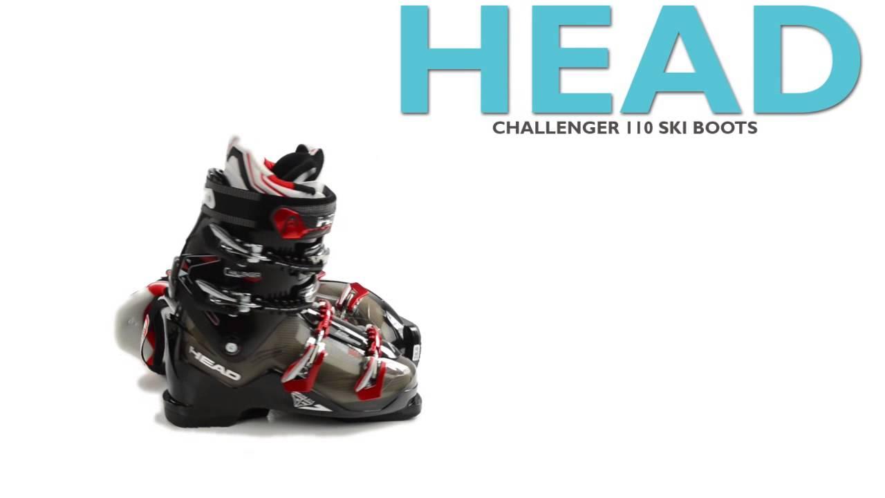head challenger 110 ski boots for men youtube. Black Bedroom Furniture Sets. Home Design Ideas