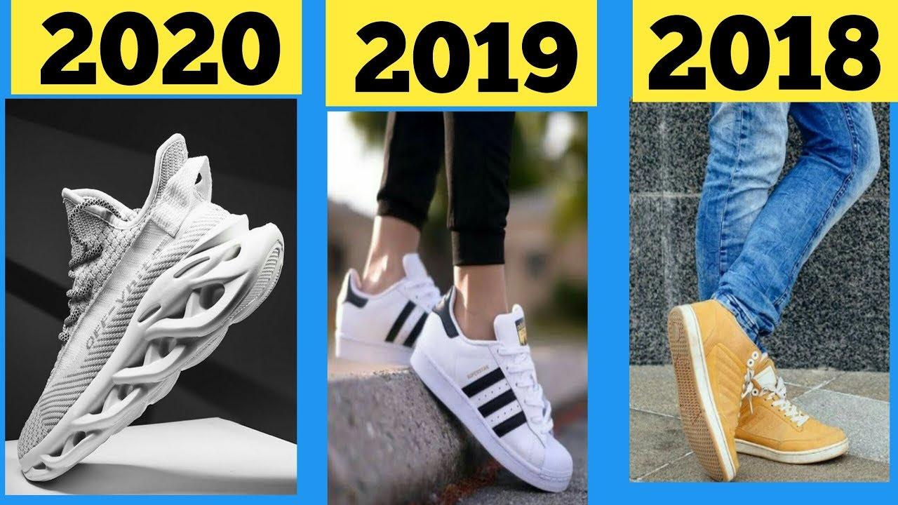 10 Best Sneaker Trends for Men 2020