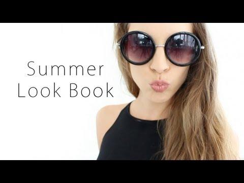 LATE SUMMER LOOKBOOK!