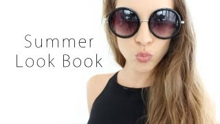 LATE SUMMER LOOKBOOK! Thumbnail