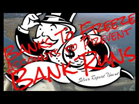 Banks To Freeze Accounts To Stop Bank Runs! - Economic Collapse News