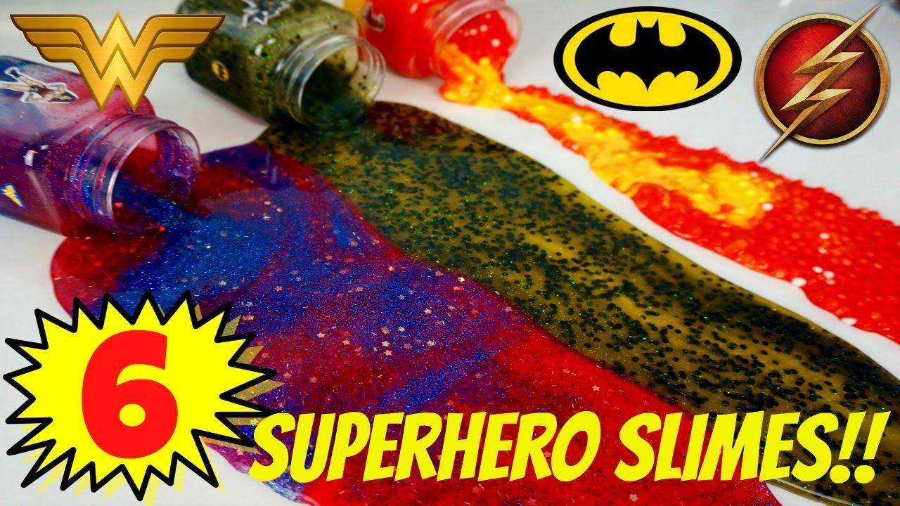 SUPERHERO SLIME