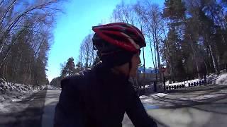 AntiDog - отпугиватель собак для велосипедиста