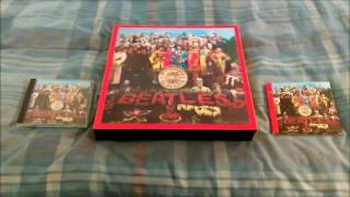 3 Different Sgt. Pepper Cd's. Which one sounds the best ????