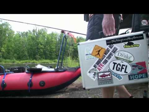 The Musky Chronicles Trailer: Fly Fishing...