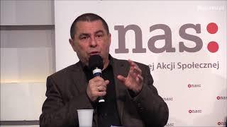"""Bronisław Wildstein -  """"Tożsamość narodowa i konstytucyjna"""" (Klub Ronina)"""