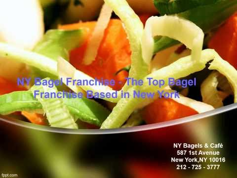 NY Bagel Franchise   The Top Bagel Franchise Based in New York