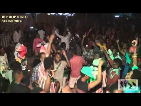 Hip Hop Night Sudan 2014 - Mohamed Ali Dmf ft Dj mf 2 (raggae music)