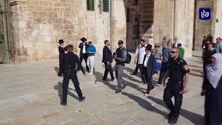 الحكومة تطالب الاحتلال بوقف اعتداءاتها فورا بحق المسجد الأقصى - (12-10-2017)