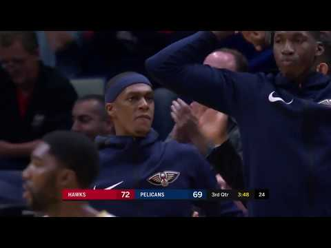 Atlanta Hawks vs New Orleans Pelicans: November 13, 2017