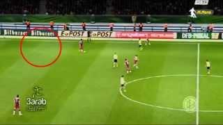 приведения во время футбольного матча дортмунд  байерн