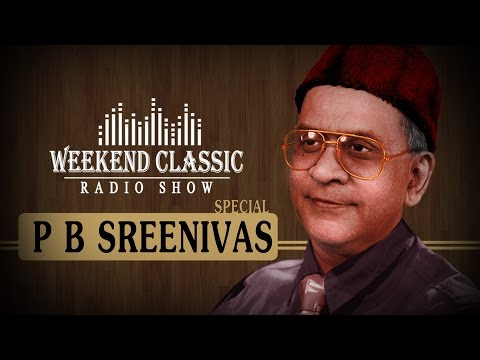 PB Sreenivas Special Weekend Classic | Radio Show | Hit Tamil Songs & Unheard Stories with RJ Mana