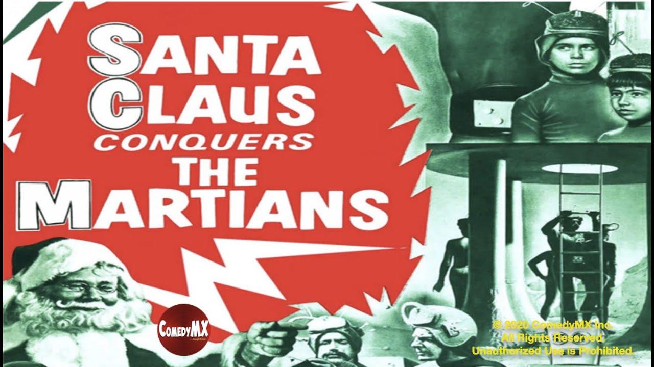 Santa Claus Conquers the Martians (1964) Adventure, Comedy, Family