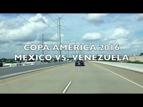 Copa America 2016 - (Mexico vs. Venezuela) - Fan Experience