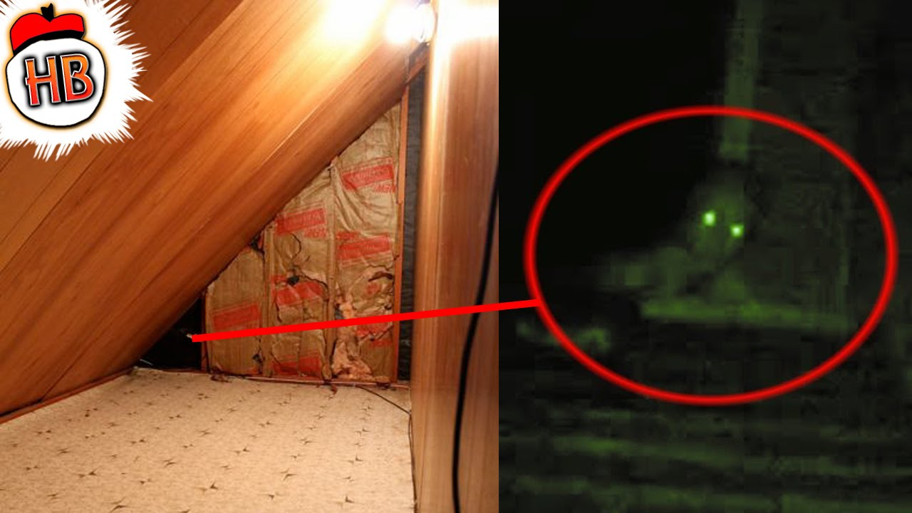 11 creepiest secret rooms found in homes youtube