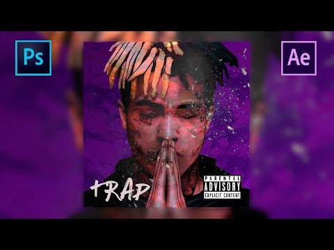 COMO Crear COVER TRAP  Facil GRATIS Psd + Espectrode Audio