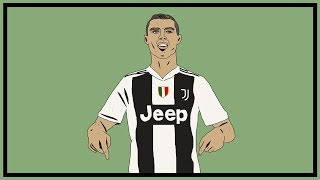 Ronaldo at Juventus | Tactical Profile