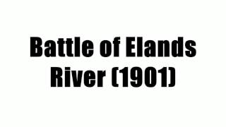 Battle of Elands River (1901)