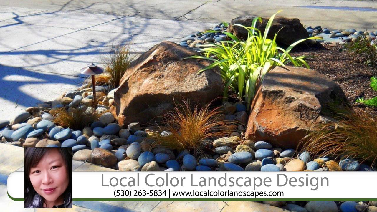 Local color landscape design by kara leong lawn garden for Find local garden designers
