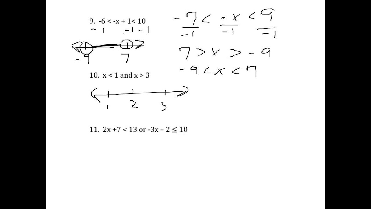 medium resolution of Ninth grade Lesson Solving Compound Inequalities   BetterLesson