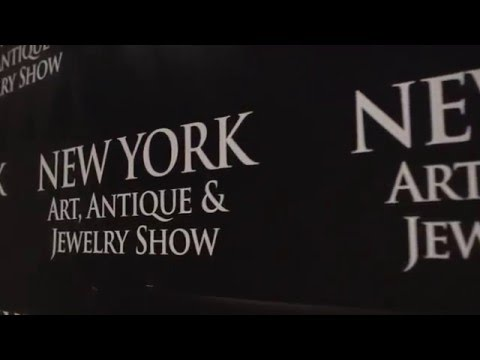 2015 New York Art, Antique & Jewelry Show