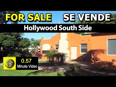 OFF MARKET - 2 Buildings in Hollywood, Florida