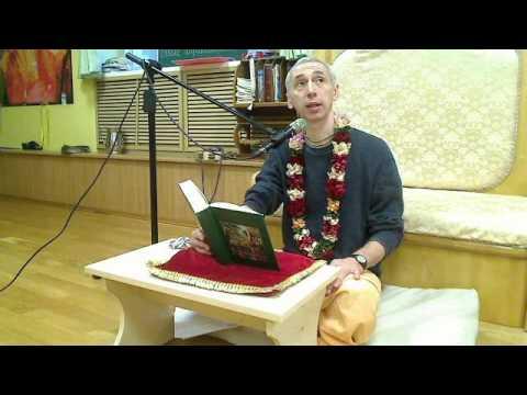 Шримад Бхагаватам 4.2.16 - Дамодара Пандит прабху