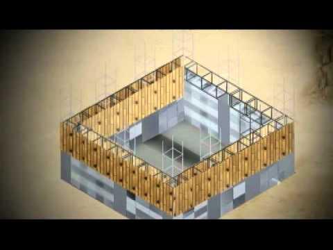 Estanques de geomembrana para la captacion de agua de for Estanques para almacenar agua potable
