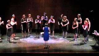voces femeninas del coro filarmónico juvenil ofb