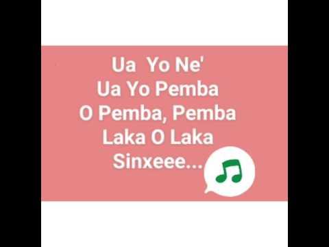 Letra Pemba Laka ~Musica Africana~