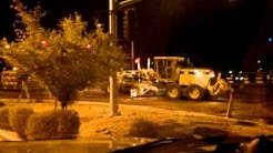 Canamex route work in Youngtown AZ