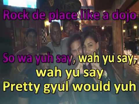 Kes - Hello karaoke lyrics and vocal