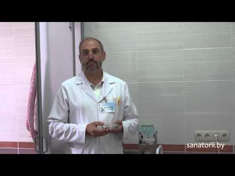 Санаторий Криница - интервью врача-гирудотерапевта, Санатории Беларуси