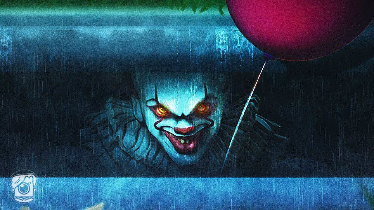 """IT"" PENNYWISE ORIGIN STORY *Fortnite X It Chapter 2* (A Fortnite Short Film) thumbnail"