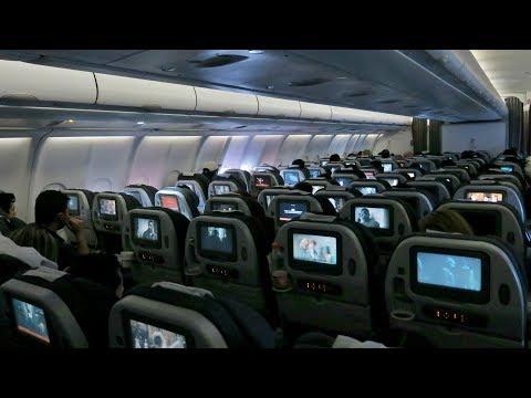 Avianca Flight Review: Bogotá to New York on AV244