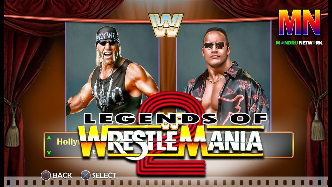 Wwe Legends Of Wrestlemania 2 For Playstation 4 And X Box One Fan Made Trailer Youtube