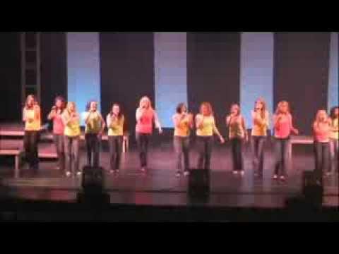 "Clemson TakeNote ""Wannabe"" (Spice Girls) A Cappella"