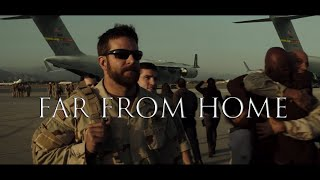Far From Home - Five Finger Death Punch (American Sniper music video)
