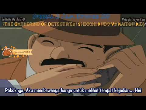Daftar Episode Kemunculan Shinichi kudou (Detective Conan)