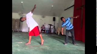 The Truth About Me (Mandisa) Dance Demo