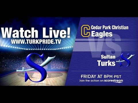 17-18 Boy's Basketball - Sultan vs. Cedar Park Christian